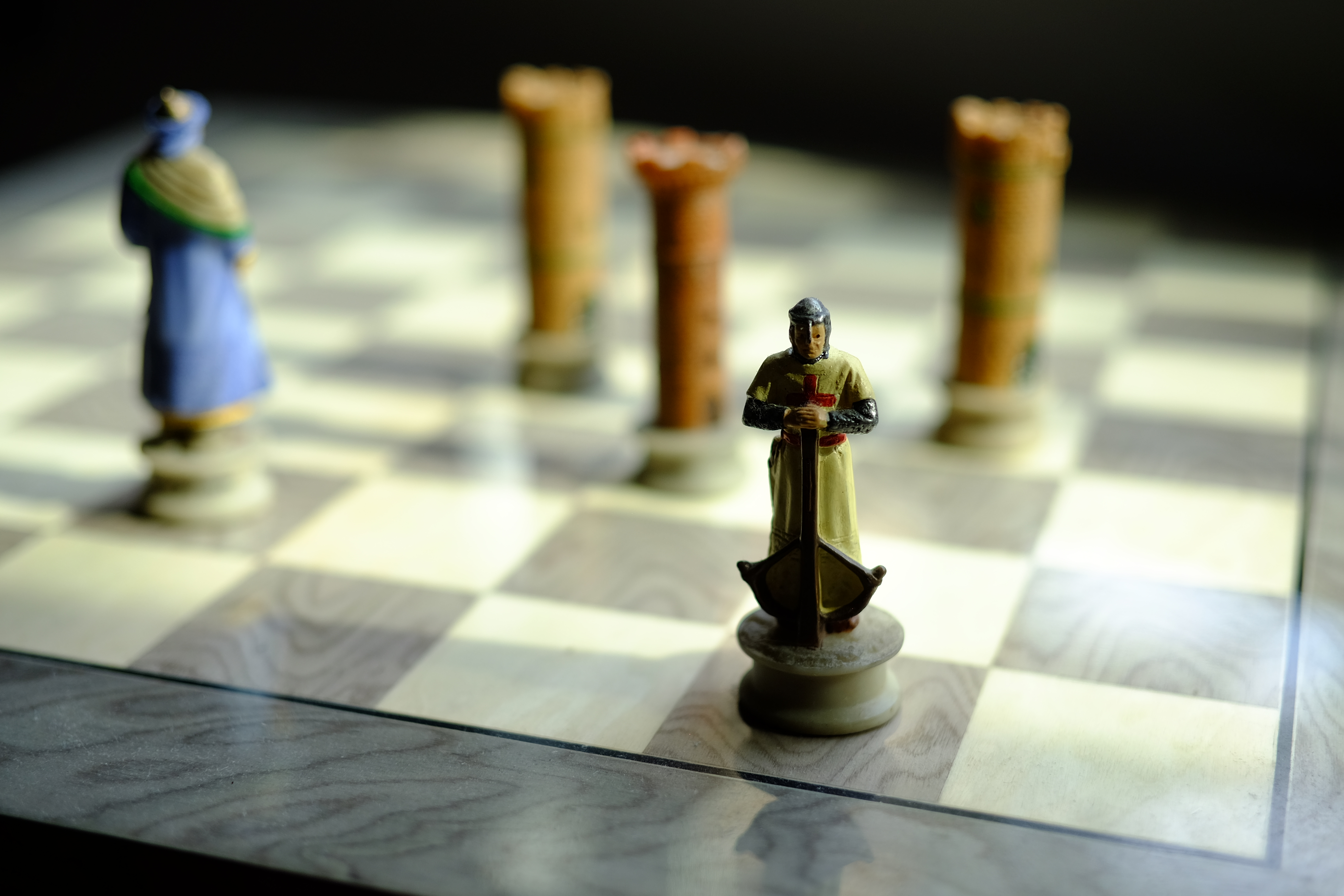 The Passed Pawn – Work in Progress